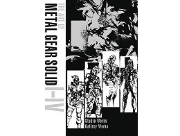 Art of Metal Gear Solid I-IV (ING) Libro