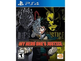 My Hero Academia: One's Justice PS4