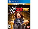 WWE 2K19 - Deluxe Edition PS4