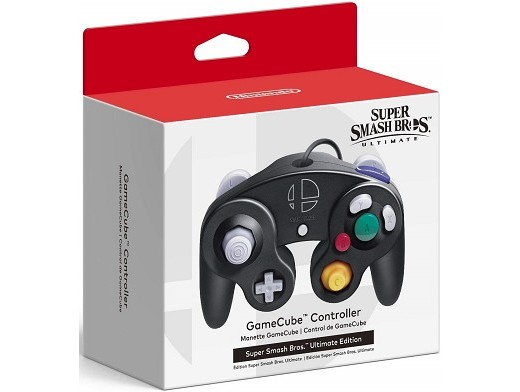 Control Game Cube Super Smash Bros. Ultimate NSW