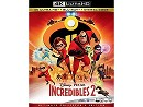 Incredibles 2 4K Blu-ray