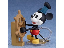 Figura Nendoroid Mickey Mouse: 1928 Ver. (Color)