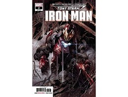 Tony Stark Iron Man #2 (ING/CB) Comic