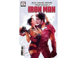 Tony Stark Iron Man #4 (ING/CB) Comic