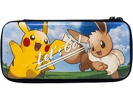 Let's Go Pikachu/Eevee Pouch NSW