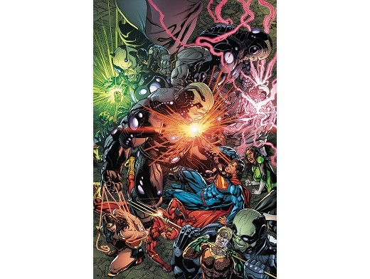 Justice League v3 Timeless (ING/TP) Comic