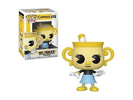 Figura Pop! Games: Cuphead - Ms Chalice