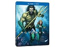 Aquaman Blu-ray + DVD Steelbook (latino)