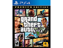 Grand Theft Auto GTA V Premium Edition PS4