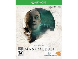 The Dark Pictures: Man of Medan XBOX ONE
