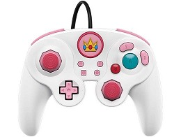 Control Wired Fight Pad Pro Peach NSW