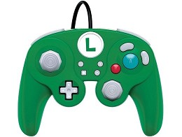 Control Wired Fight Pad Pro Luigi NSW