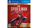 Marvel's Spider-Man: Game of The Year Edition PS4