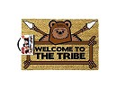 Limpiapiés Star Wars - Welcome to the Tribe Ewok