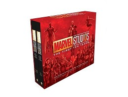 Marvel Studios: The First Ten Years (ING) Libro