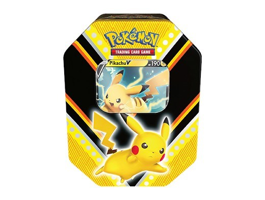 Pokémon TCG: V Powers Tin Pikachu V (Español)