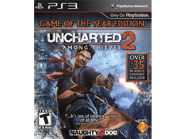 Uncharted 2: Among Thieves GOTY Edition PS3