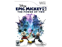 Disney Epic Mickey 2: The Power of Two Wii Usado