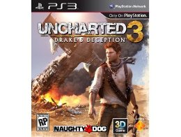Uncharted 3: Drake's Deception PS3 Usado