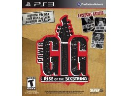 Power Gig Rise of the SixStrings PS3